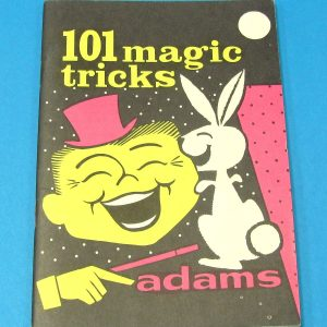 101 Magic Tricks (Adams)