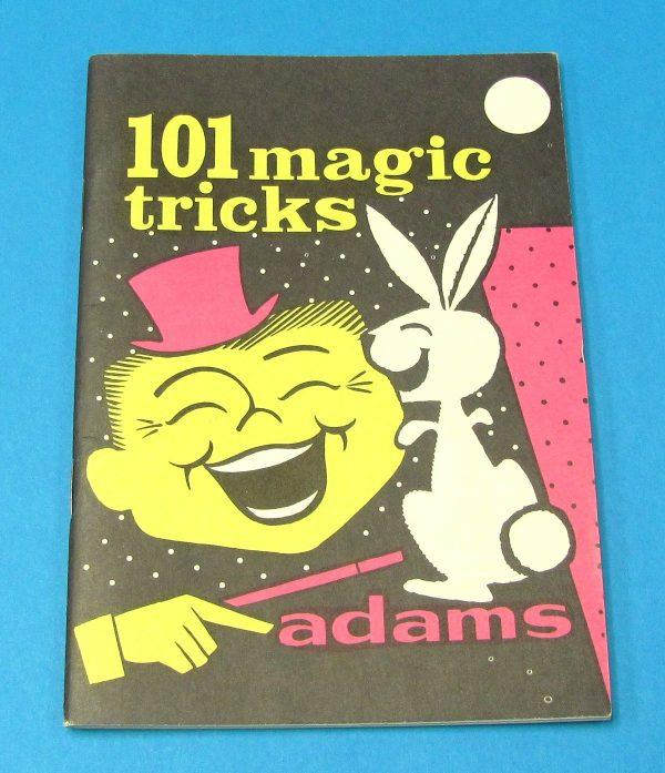 101 Magic Tricks (Adams)