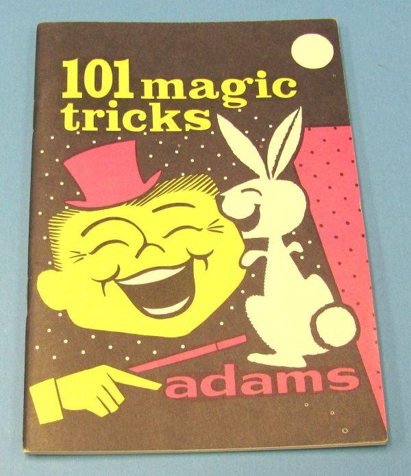 101 Magic Tricks Anyone Can Do