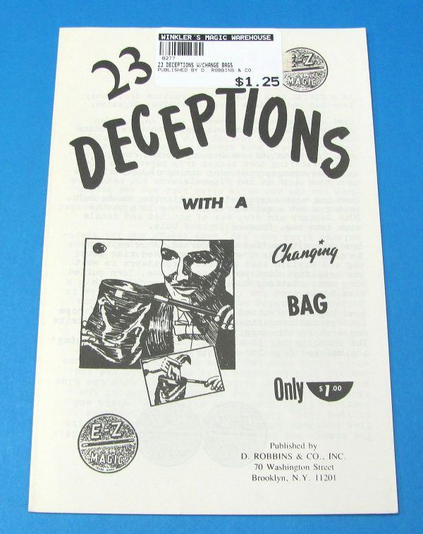 23 Deceptions With A Changing Bag