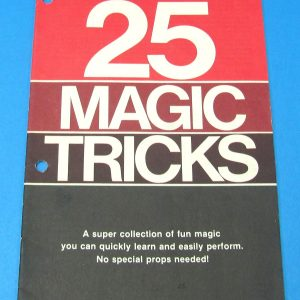 25 Magic Tricks