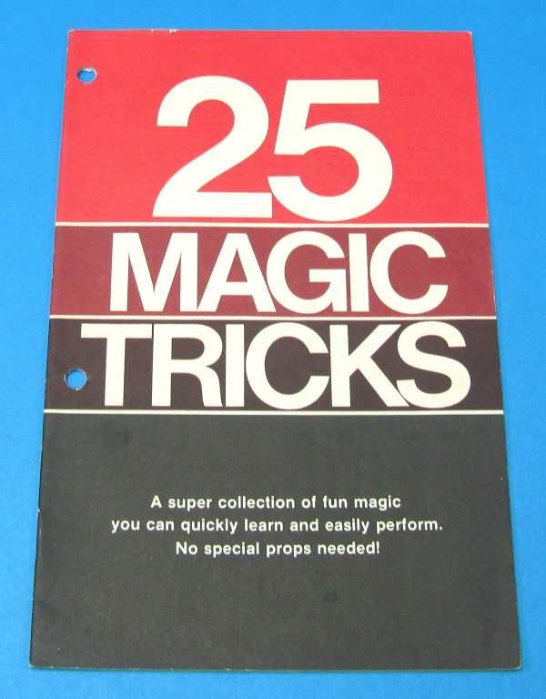 25 Magic Tricks