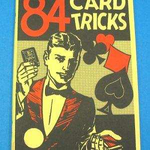 84 Card Tricks