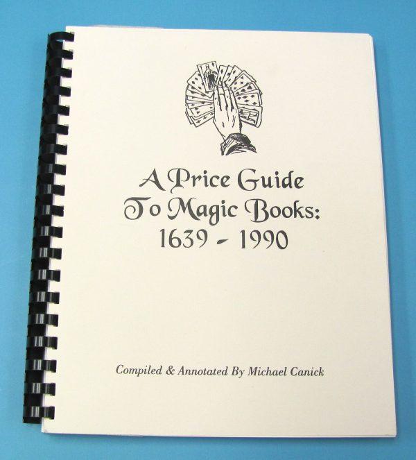 A Price Guide to Magic Books 1639 - 1990