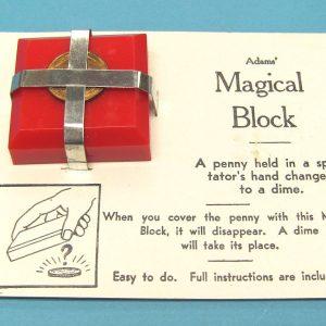 Adams' Magical Block