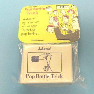 Adam's Pop Bottle Trick Poly Bag With Header