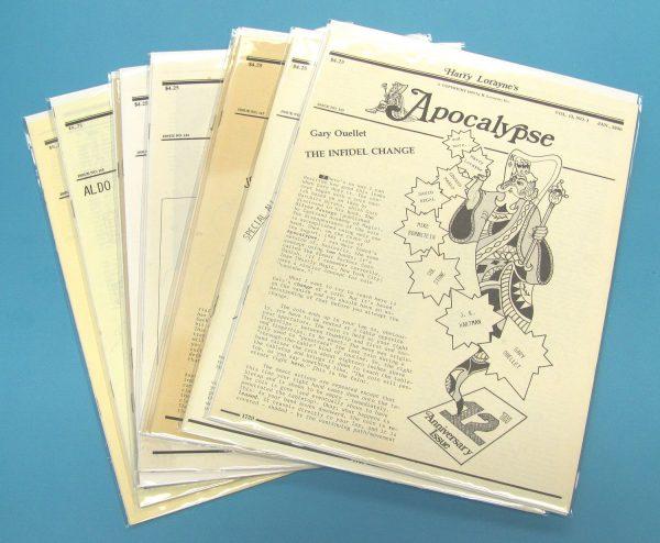 Apocalypse - Vol 13 (Incomplete)