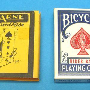 Arne Card Rise (Blue Back Bicycle)