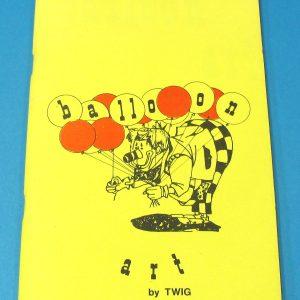 Balloon Art (Twig)