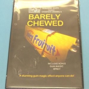 Barely Chewed DVD
