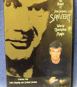 Best of Jean Jacques Sanvert DVD Volume 1
