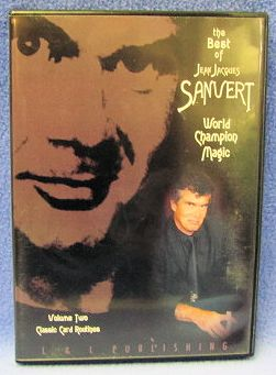 Best of Jean Jacques Sanvert DVD Volume 2