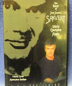 Best of Jean Jacques Sanvert DVD Volume 3