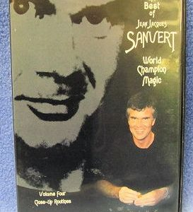 Best of Jean Jacques Sanvert DVD Volume 4