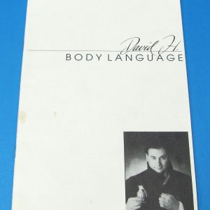 Body Language (Harkey)