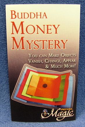 Buddha Money Mystery Royal Magic