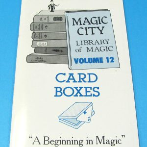 Card Boxes (Magic City Library of Magic Volume 12)