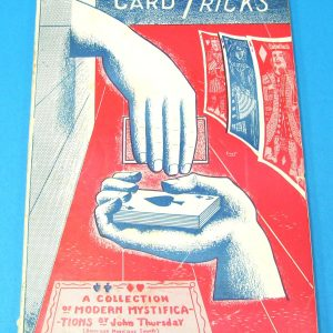 Card Tricks A Collection of Modern Mystifications (John Thursday)