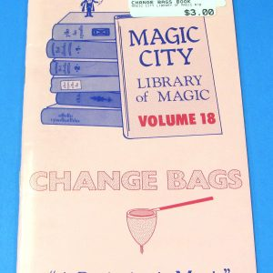 Change Bags Magic City Library of Magic Volume 18