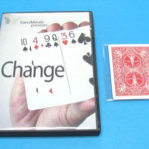 Change (Sans Mind)