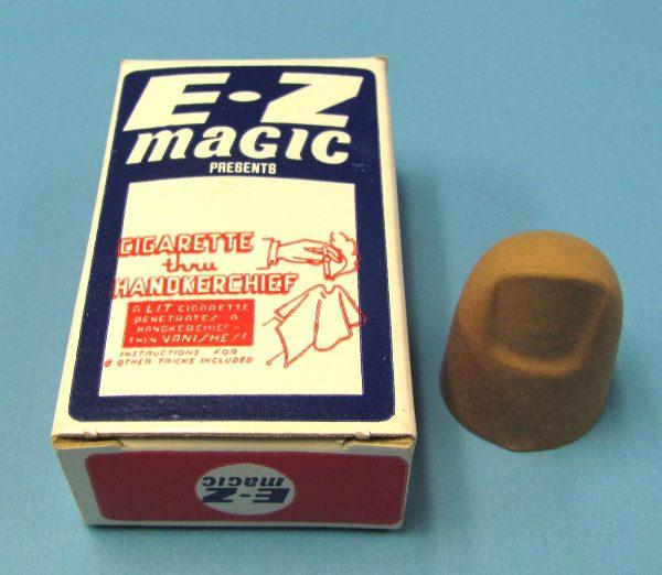 Cigarette Thru Handkerchief (Large)-2