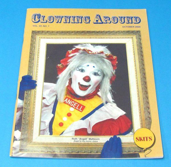 Clowning Around Magazine (Oct 2004 Ruth Matteson)