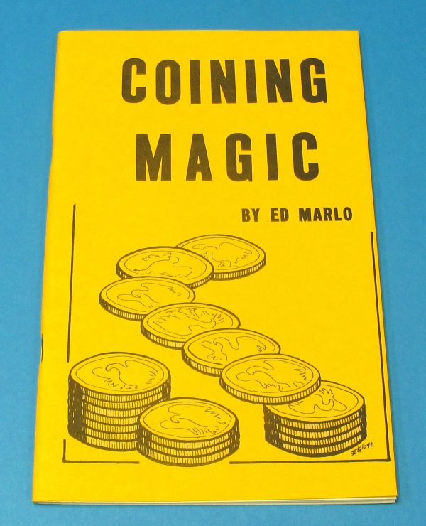 Coining Magic (Ed Marlo)
