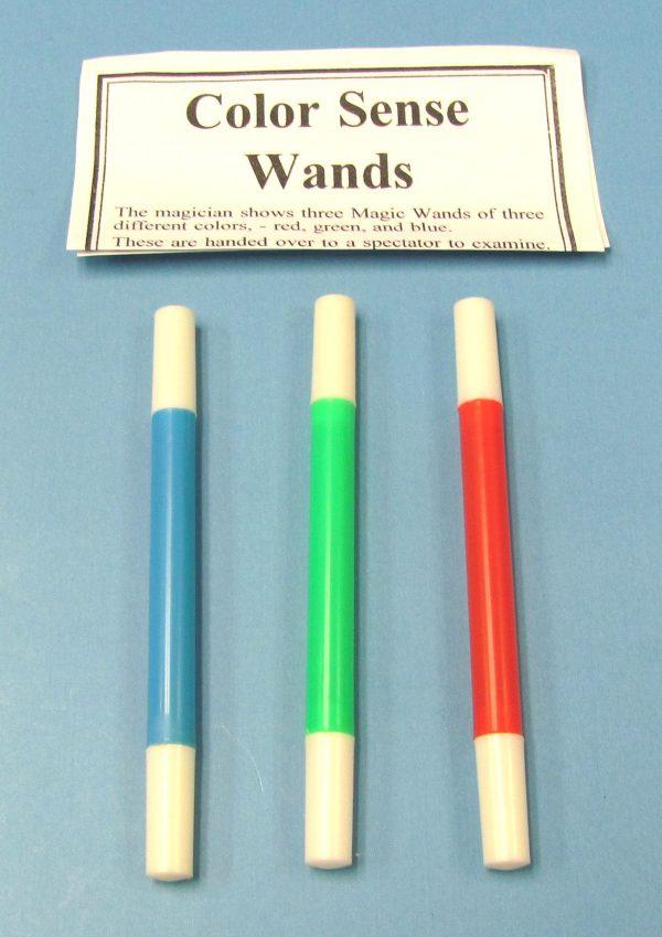 Color Sense Wands