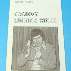 Comedy Linking Rings (Ginn)