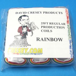 Cresey 25 Feet Rainbow Mouth Coils