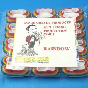Cresey 46 Feet Rainbow Mouth Coils