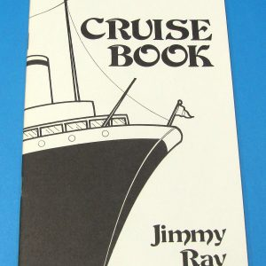 Cruise Book (Jimmy Ray)