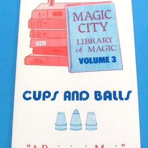 Cups And Balls 3 MCLOM