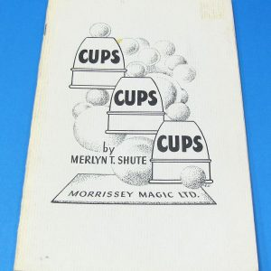 Cups Cups Cups (Merlyn Shute)