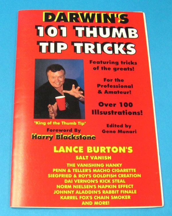 Darwin's 101 Thumb Tip Tricks