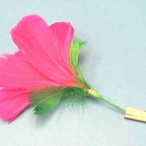 Deluxe Lit Match to Flower (Pink)