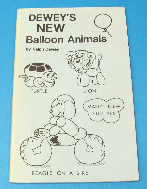 Dewey's New Balloon Animals
