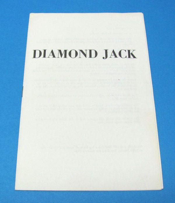 Diamond Jack (Jumbo Cards)-2