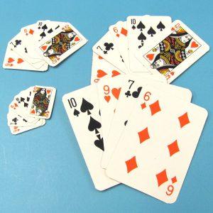 Diminishing Cards (India)