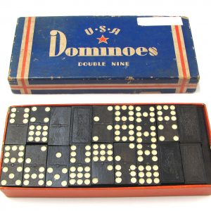Dominoes - Double Nine-1