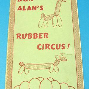 Don Alan's Rubber Circus