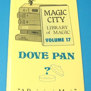Dove Pan Book Magic City Library of Magic Volume 17