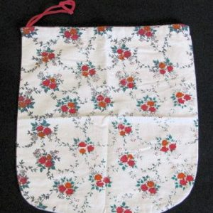 Drawstring Change Bag