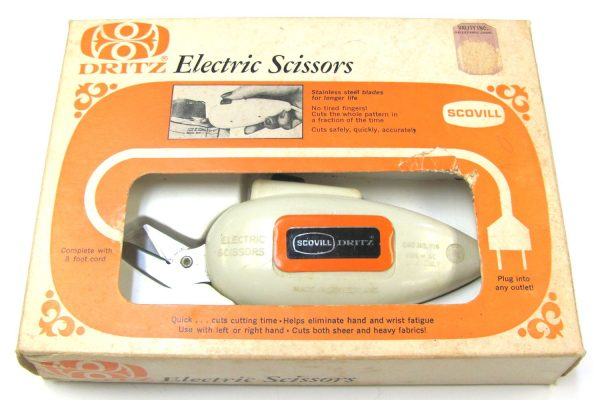 Dritz Electric Scissors-1
