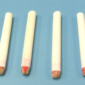 Dummy Lit Cigarettes - Plastic - Lot of 6