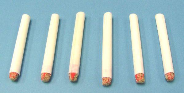 Dummy Lit Cigarettes - Plastic - Lot of 6