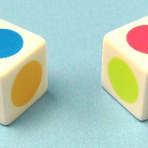 Enchanted Color Cubes