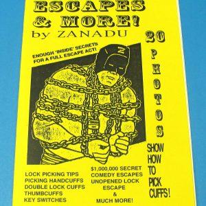 Escapes and More (Zanadu)