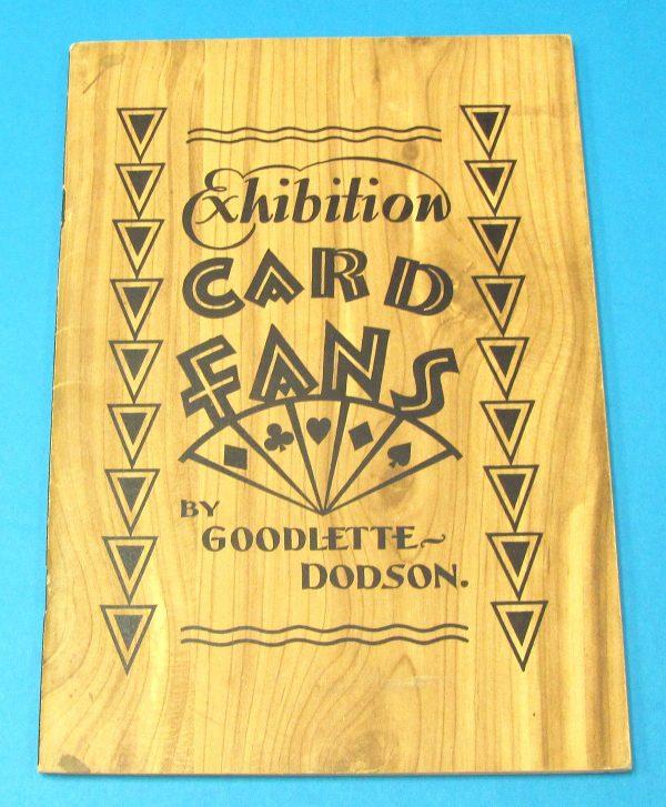 Exhibition Card Fans (Goodlette Dodson)