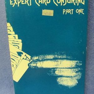 Expert Card Conjuring Expert Card Chicanery